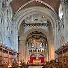 Buckfast Abbey by Squealia