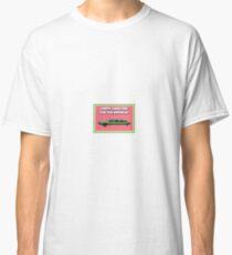 GREEN LIMO Classic T-Shirt
