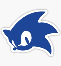 Sonic Logo Sticker