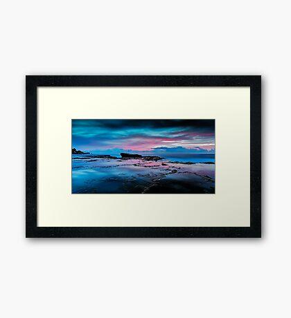 A Sea of Desire  Framed Print