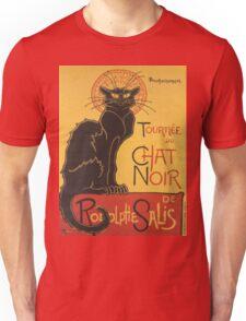Soon, the Black Cat Tour by Rodolphe Salis T-Shirt