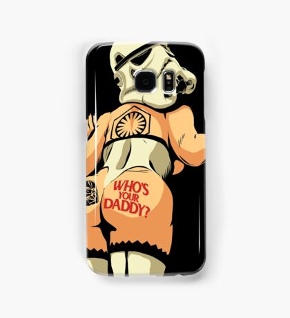 Who's Your Daddy? Samsung Galaxy Case/Skin