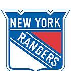 New York Rangers by saulhudson32