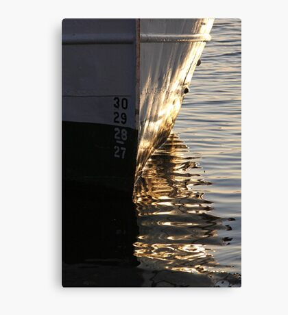 Reflections, Gothenburg Canvas Print