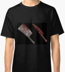 Bloody tools of death Classic T-Shirt