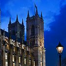 Westminster Abbey by Eric Flamant