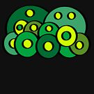Green Alien Stuff by amak