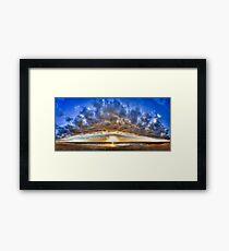 O'Sullivans Beach - South Australia -  HDR Framed Print