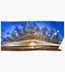 O'Sullivans Beach - South Australia -  HDR Poster