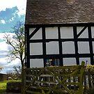 Gateway to Boscobel House by CheesyGoat