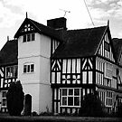 Seighford Farmhouse by CheesyGoat