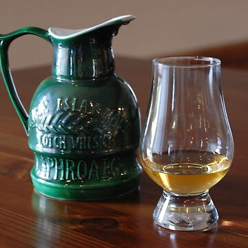 Nice drop of Laphroaig by Shirlaw