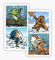 Playful Rebels Sticker