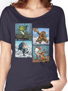 Playful Rebels Women's Relaxed Fit T-Shirt
