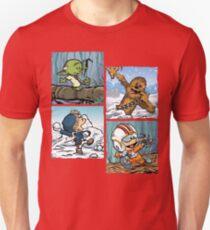 Playful Rebels Unisex T-Shirt
