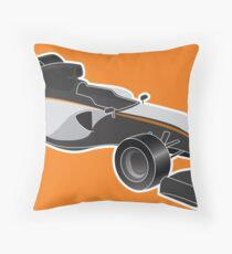 Rage Ragasthan Side View Formula Legend 2015 Throw Pillow