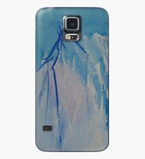 Blue branches iPhone case Case/Skin for Samsung Galaxy