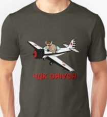 Yak Driver (for ZK-PTE) Unisex T-Shirt