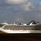 Cruise Ship by AndyReeve