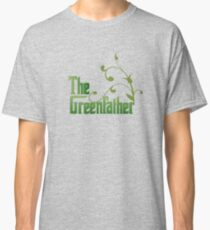 The Greenfather: Environmental Parody Classic T-Shirt