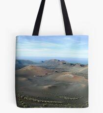 Timanfaya National Park - Lanzarote Tote Bag