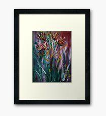 Dance of Spring Framed Print