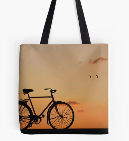 The Bike Tote Bag