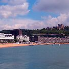 Dover Seafront from the Prince of Wales Pier by SerenaB