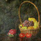 Fruit Basket by Gilberte
