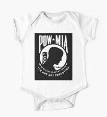 POW MIA One Piece - Short Sleeve