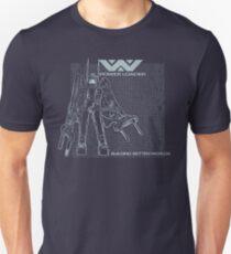 Powerloader Blueprint T-Shirt