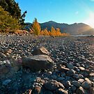 Bremner Bay, Lake Wanaka, New Zealand by Jenny Setchell
