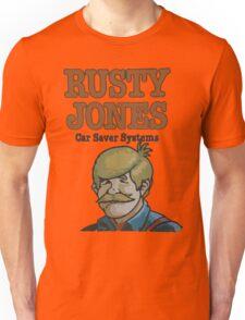 Rusty Jones Rust Prevention - LoFi Unisex T-Shirt