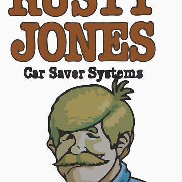 Rusty Jones Rust Prevention - LoFi by chapel976