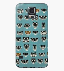 Tigers Case/Skin for Samsung Galaxy