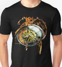 Analog > Digital Steampunk watch gears T-Shirt
