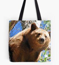 Black Bear cinnamon color variation Tote Bag