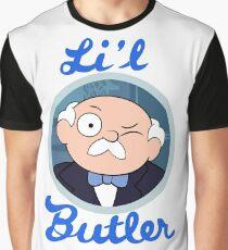 Li'l Butler - Steven Universe Graphic T-Shirt