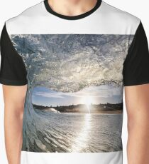 Curl Curl Curl Graphic T-Shirt