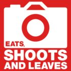 Eats, shoots & Leaves white by Naf4d