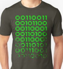 Binary Pi Slim Fit T-Shirt