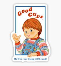 Child's Play - Good Guys - Chucky Sticker