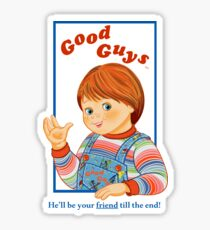 Child's Play - Good Guys - Chucky Sticker