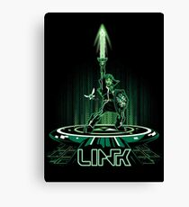 LINKTRON Canvas Print