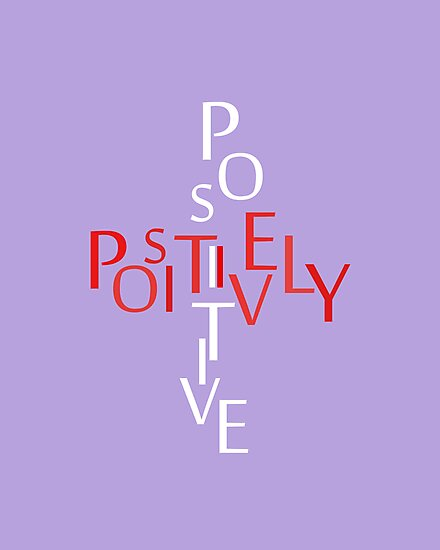 Positively Positive by Susan Tong