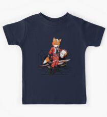 Rebel Fox Kids Clothes