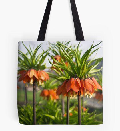 Fritillaria Tote Bag