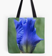 Blue Waltz Tote Bag