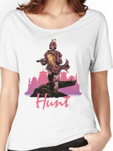 Hunt Women's Relaxed Fit T-Shirt