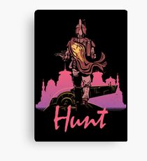 Hunt Canvas Print